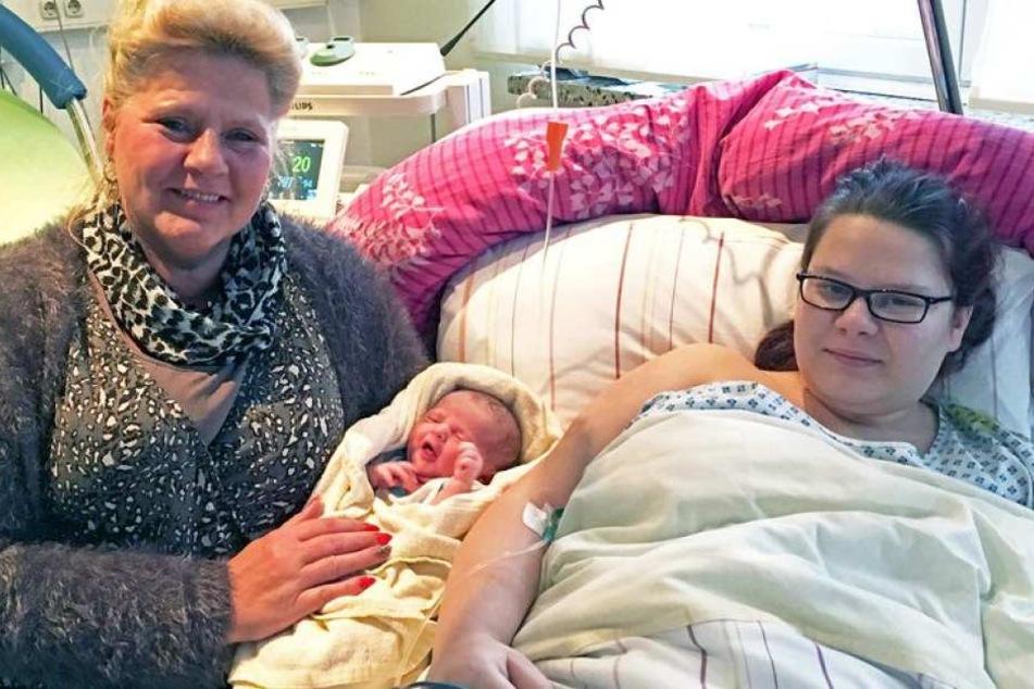 Calantha Wollny lässt Bombe platzen: So heißt ihr Baby!