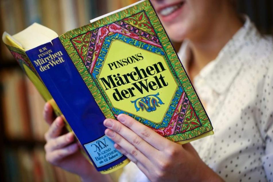 In Gotha bemüht man sich besonders ums Vorlesen. (Symbolbild)