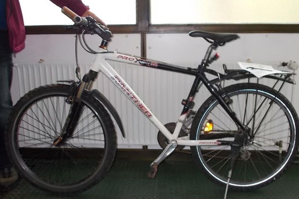 Vermisst jemand dieses Fahrrad?