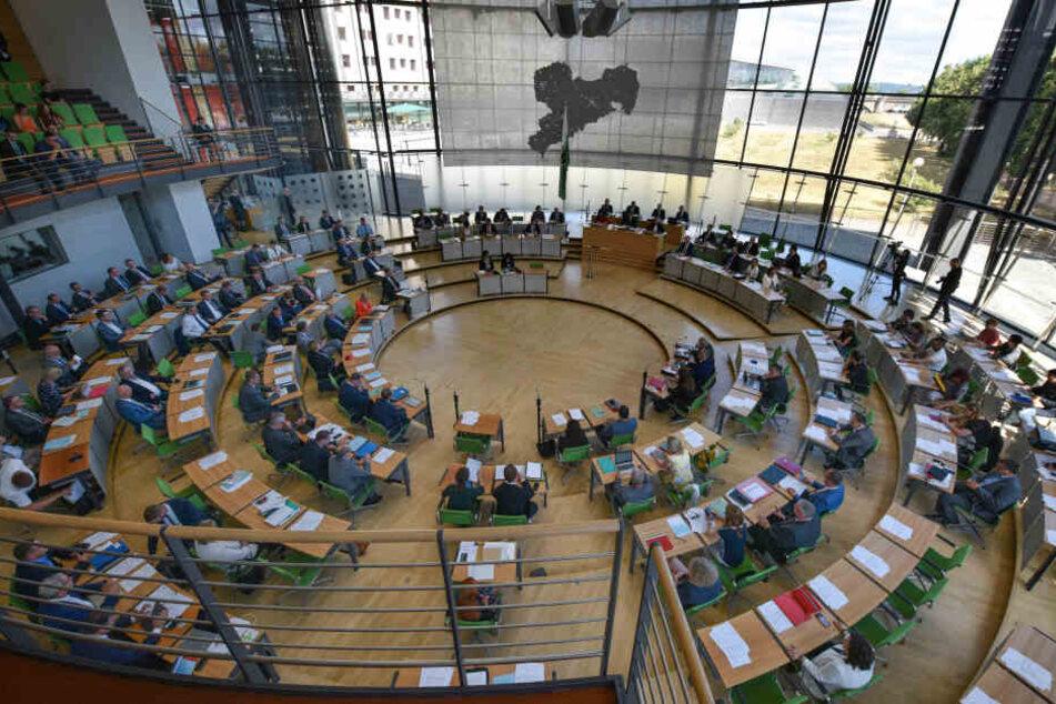 Am Sonntag wird der neue Landtag für Sachsen gewählt.