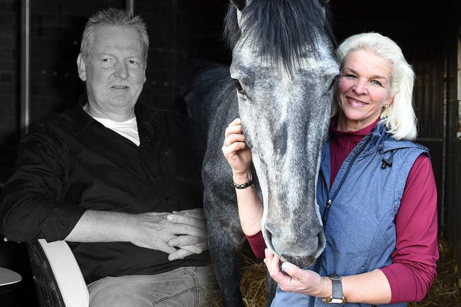 Der Pferdeflüsterer starb am 10. Oktober im Alter von nur 56 Jahren an Herzversagen. Seine Witwe will das Erbe fortsetzen.