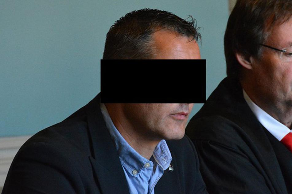 Sascha H. kämpft vor Gericht gegen seine Verurteilung.