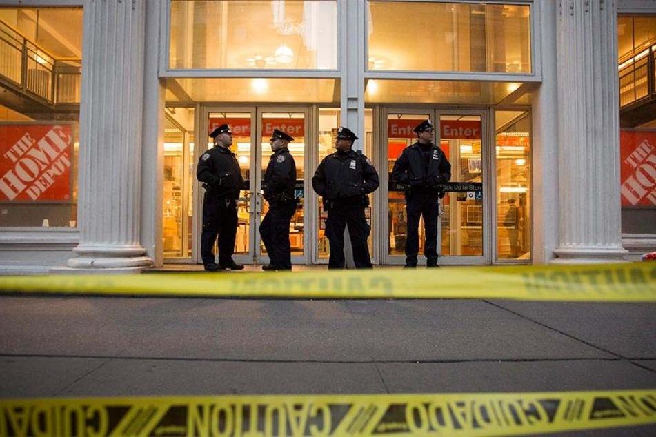 US-amerikanische Ermittler haben zwei Terrorverdächtige festgenommen. (Symbolbild)