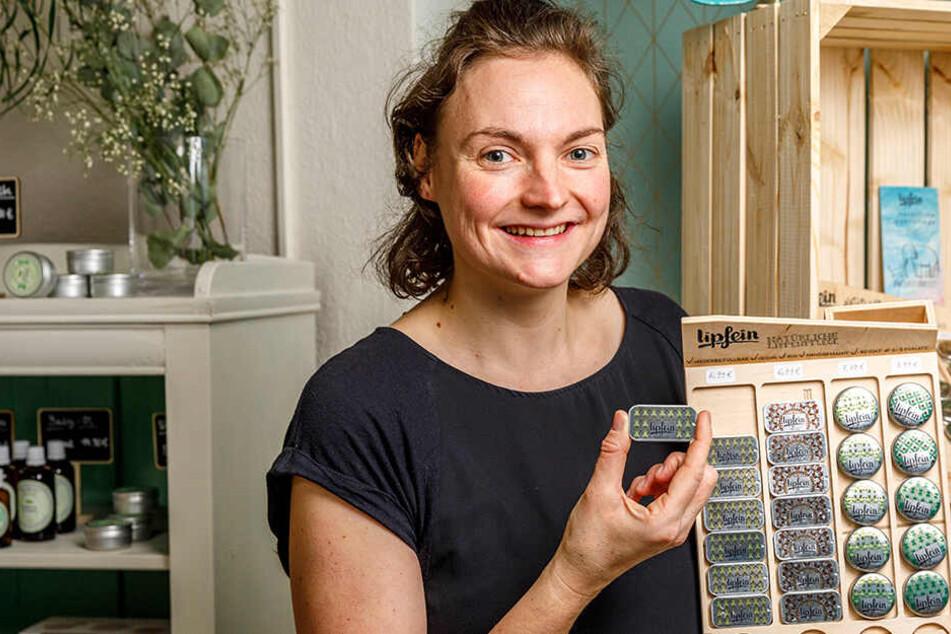 Dresdner Neustadt: Bei dieser Unternehmerin gibt es nur Handgemachtes!