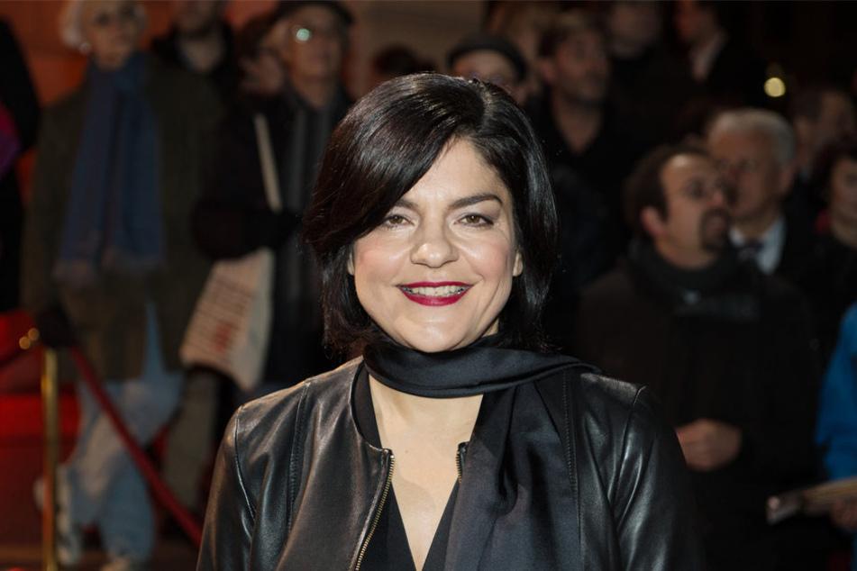 Am 28. April moderiert Jasmin Tabatabai den Deutschen Filmpreis 2017.