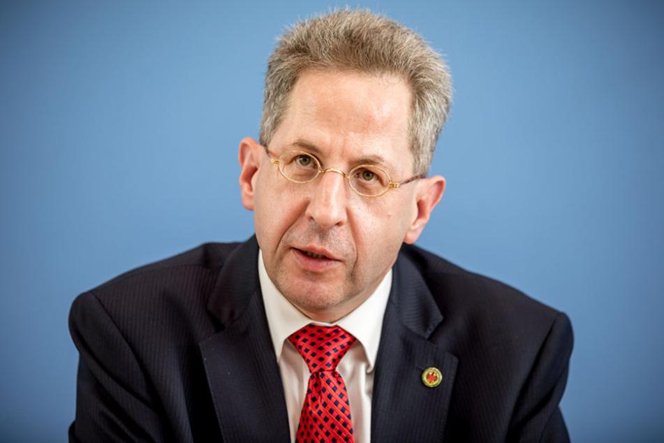 Hans-Georg Maaßen, Präsident des Bundesamtes für Verfassungsschutz.