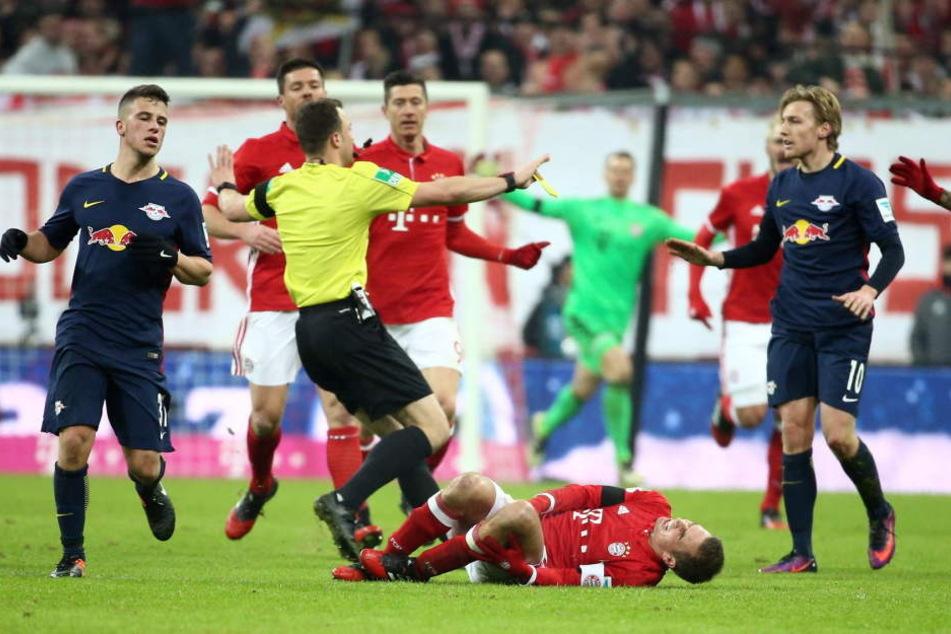 RB Leipzig wird zur Vorbereitung auf die zweite Hälfte der Bundesliga-Saison auch ein Testspiel gegen Ajax Amsterdam bestreiten.