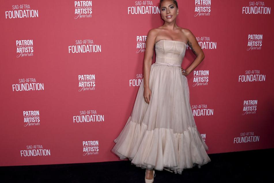 Lady Gaga (32) hilft den Waldbrand-Opfern in Kalifornien.
