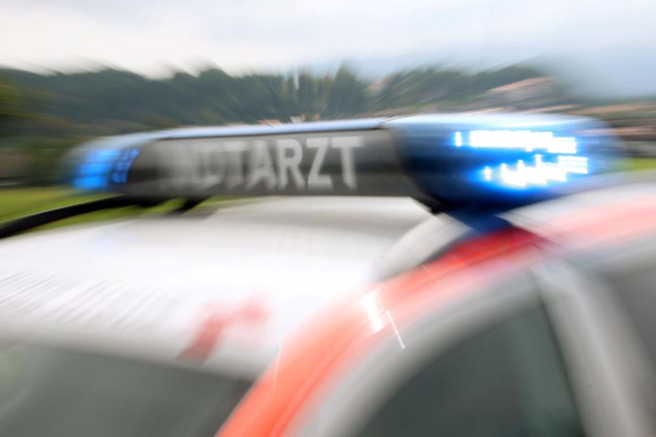 Der 52-Jährige wurde nach dem Unfall in eine Hamburger Klinik transportiert.