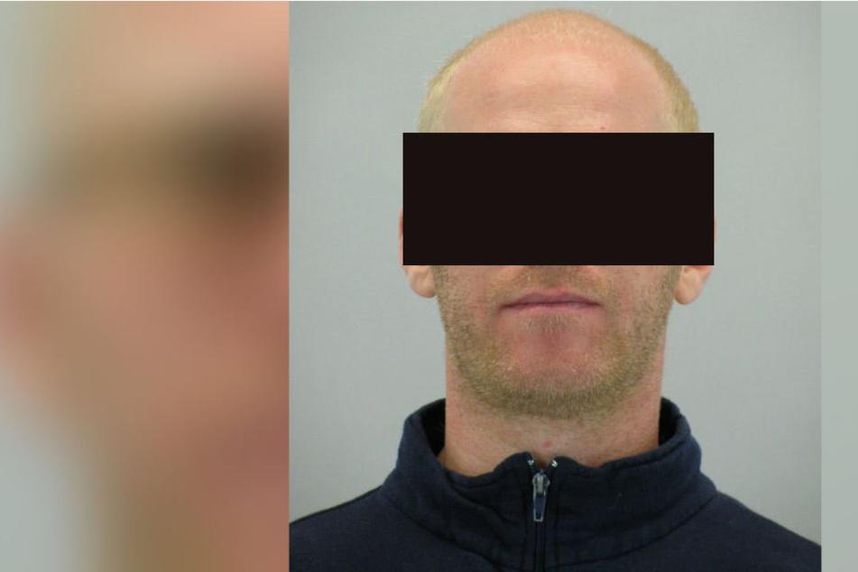 Petru Daniel B. (36) war am Sonntag aus dem Zentrum für Psychiatrie ausgebrochen.