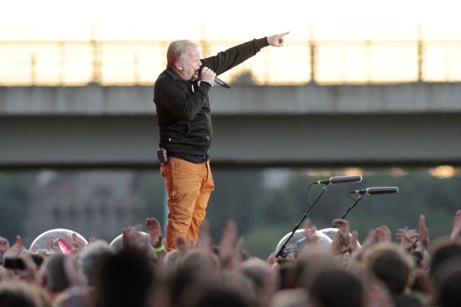 Auch Herbert Grönemeier tritt beim Kosmos-Festival am 4. Juli auf.