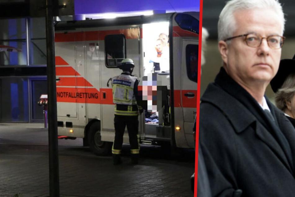"""""""Klare Tötungsabsicht!"""" So erlebte der verletzte Polizist den Mord an Fritz von Weizsäcker!"""