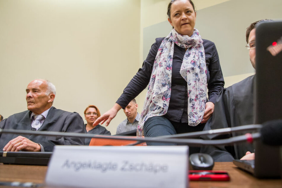 Beate Zschäpe steht seit mehr als fünf Jahren in München vor Gericht.