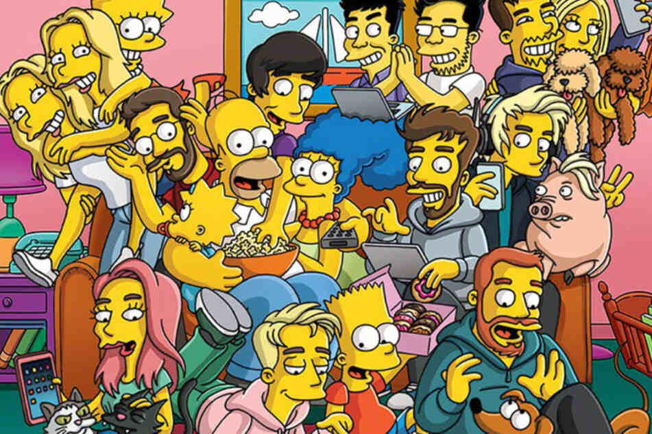 The Simpsons is currently running its 32nd season.