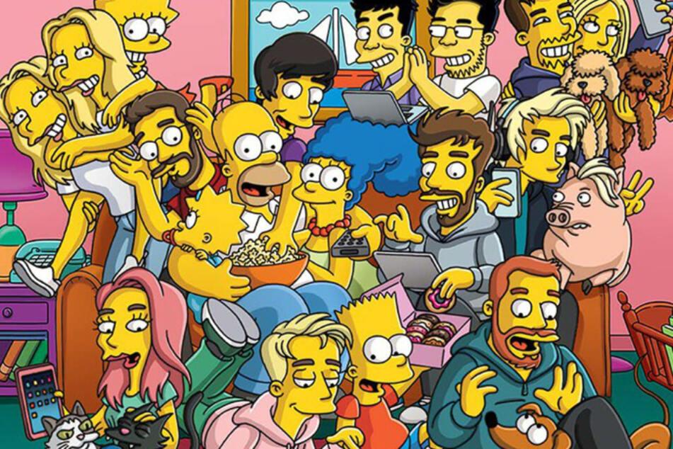 """Die US-Zeichentrickserie """"Die Simpsons"""" läuft bereits in der 32. Staffel."""