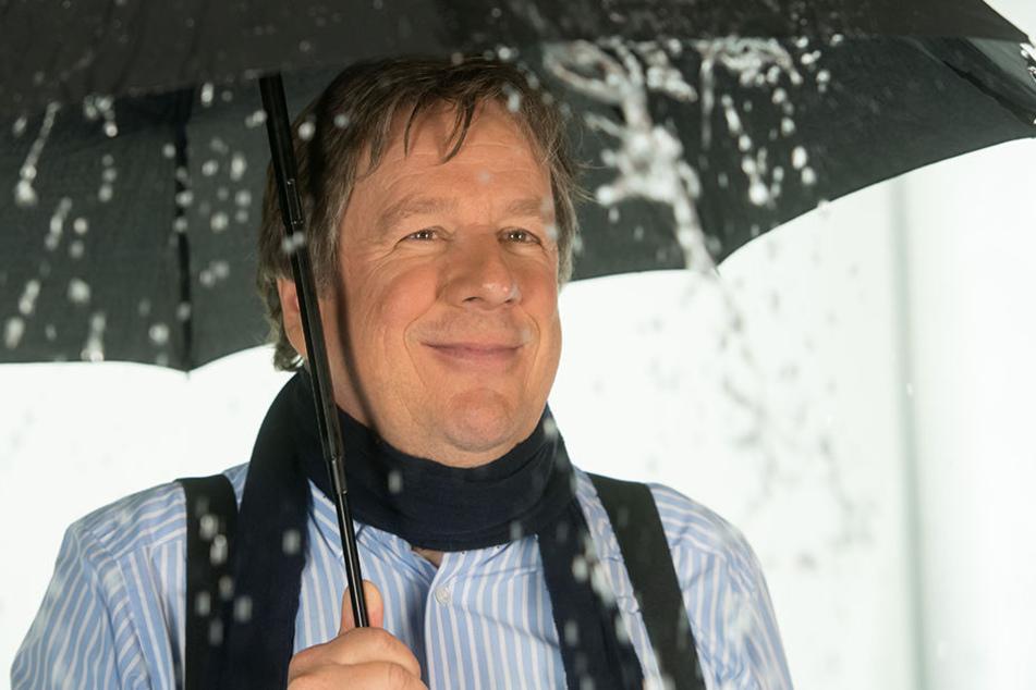 Wetter-Experte Jörg Kachelmann (59).