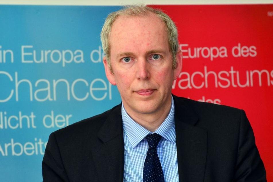 Jakob von Weizsäcker wird doch nicht zur Europawahl antreten
