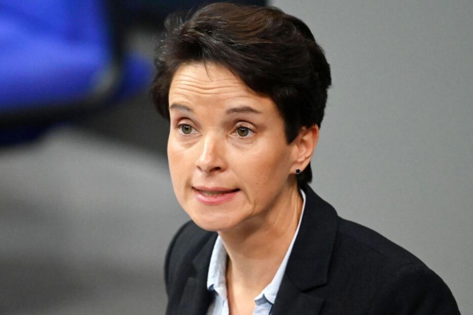 Für Frauke Petry deutet sich vor dem Gericht in München eine Pleite an. (Archivbild)