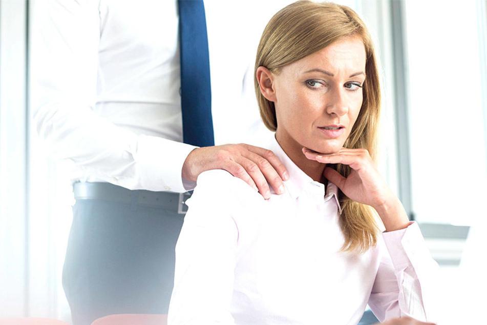 Sexuelle Belästigung kommt am Arbeitsplatz häufiger vor als man denkt.