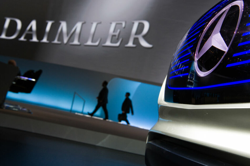 Erstes Quartal Daimler schneidet etwas schlechter ab als erwartet