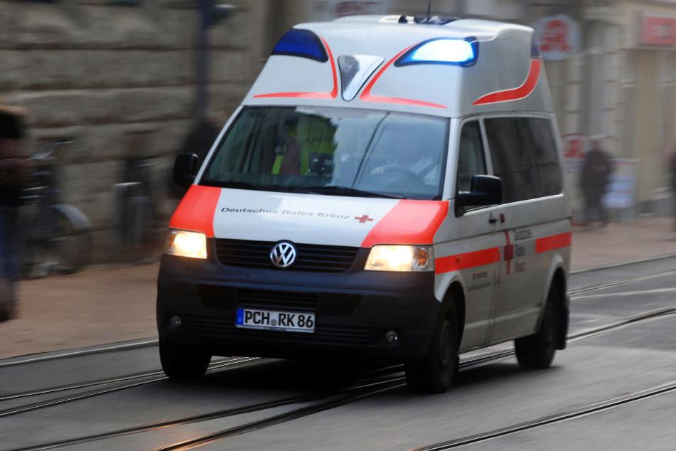 Der Rettungsdienste konnte bei beiden Unfällen nichts mehr für die Motorradfahrer machen (Symbolbild).