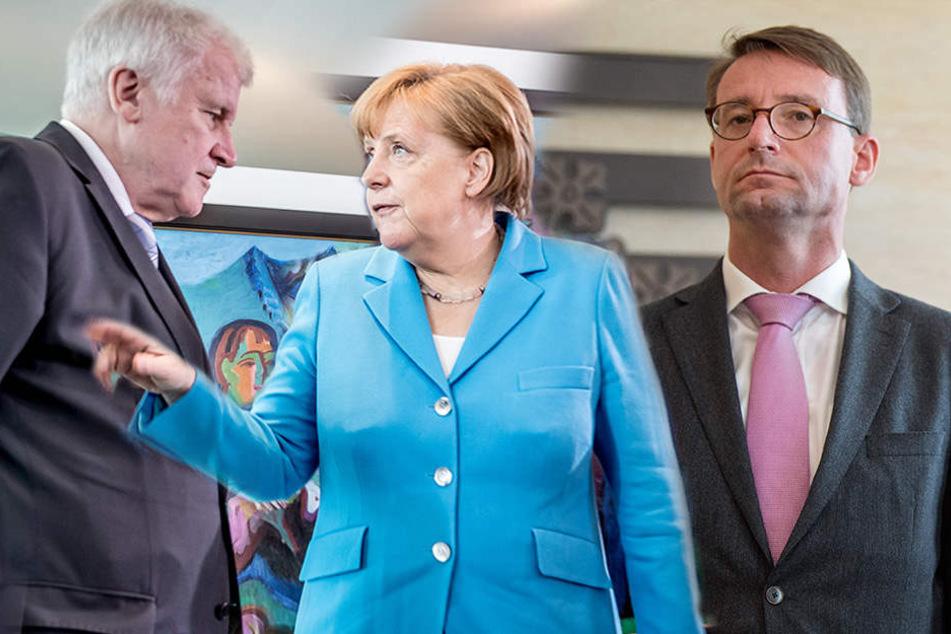 Macht Sachsen die Grenzen für illegale Einwanderer dicht?
