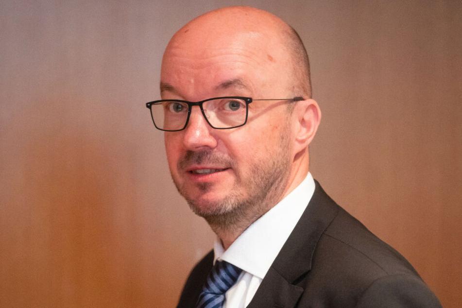 Oberlandeskirchenrat Tobias Bilz aus Dresden ist neuer Landesbischof der evangelischen Landeskirche in Sachsen.