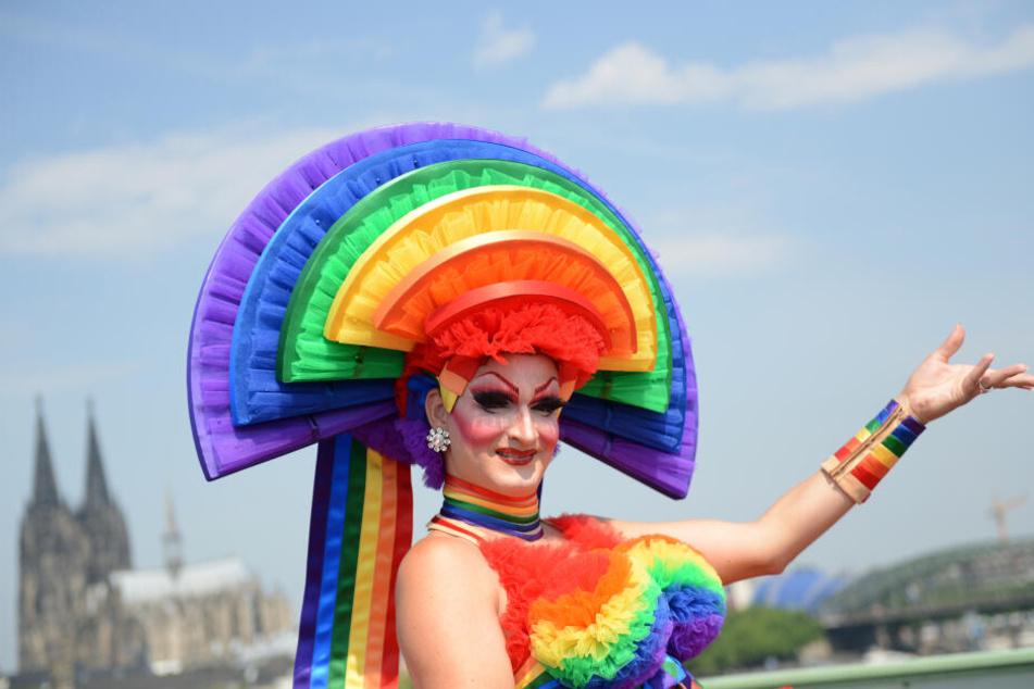 Der Christopher Street Day ist der Festtag für Lesben, Schwule, Bisexuelle und Transgender.