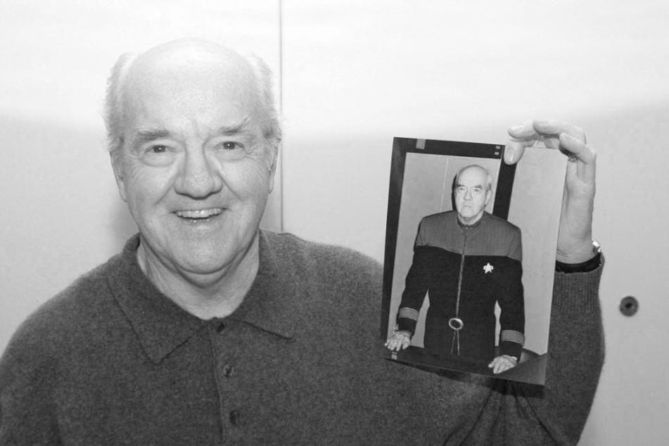 """""""Star Trek"""" und """"Seinfeld""""-Schauspieler Richard Herd gestorben"""