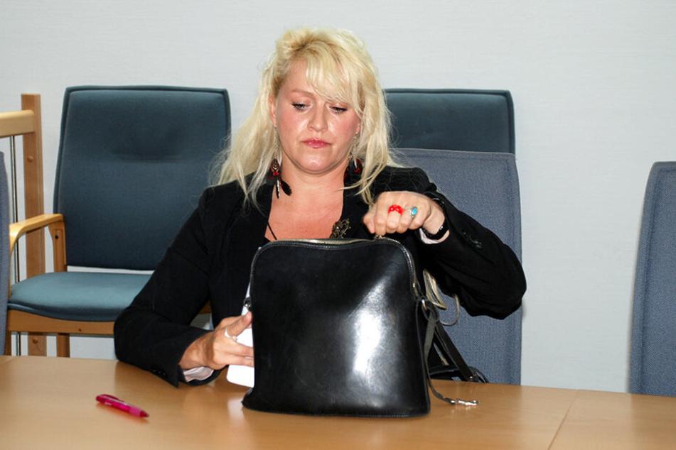 Sabrina Lange fand sich 2011 vor Gericht wieder, als sie mit Gisele Oppermann um einen Hund stritt.