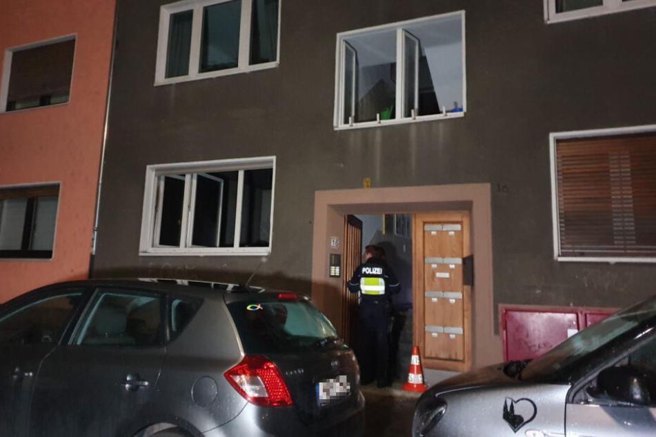 Mann umgebracht und Wohnung angezündet: Opfer identifiziert