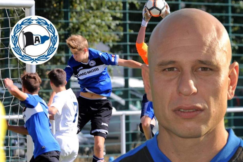 U15-Trainer Slavov verlässt DSC auf eigenen Wunsch