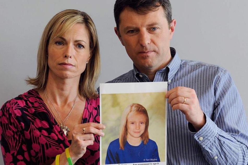 Maddies Eltern Kate und Gerry McCann (beide 52).