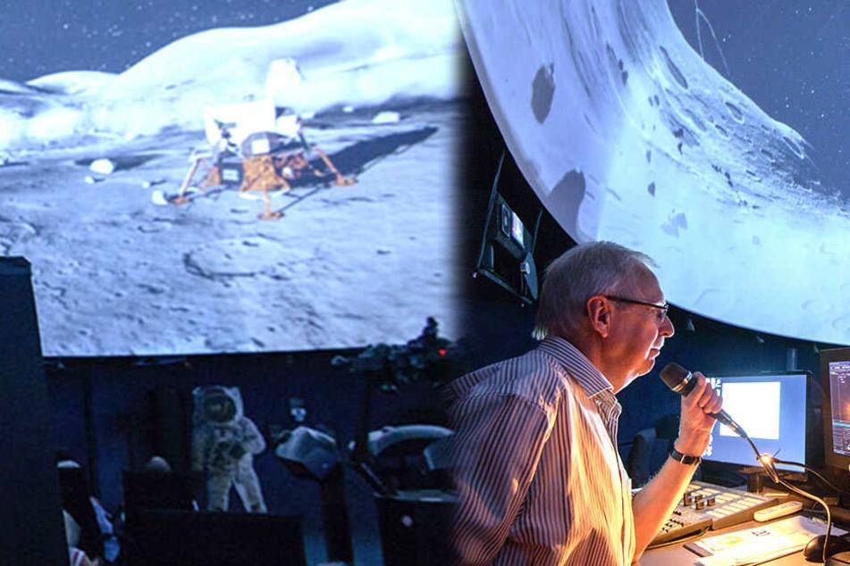 So feierte die Region das 50. Jubiläum der Mondlandung
