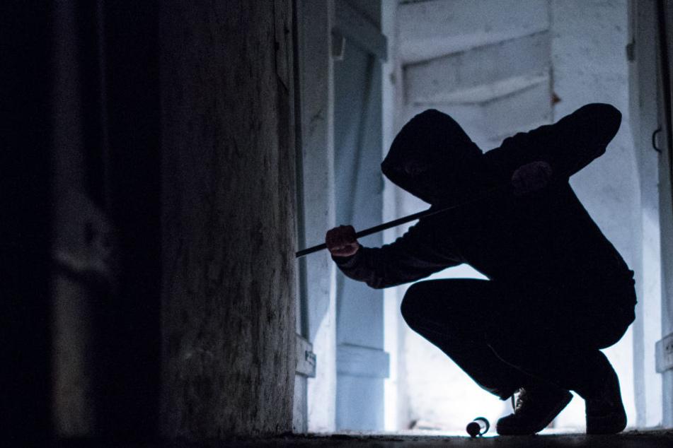 Der Mann rief einen Verwandten um Hilfe, dann überwältigten sie den Einbrecher. (Symbolbild)