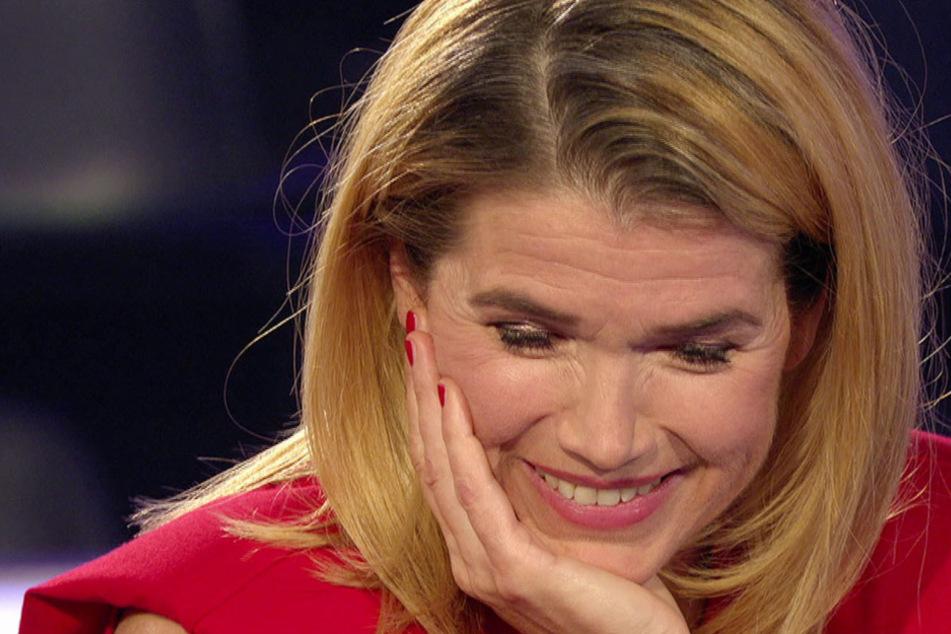 Autsch! Anke Engelke verlässt sich auf Jauch-Millionär und verzockt sich bitter böse!