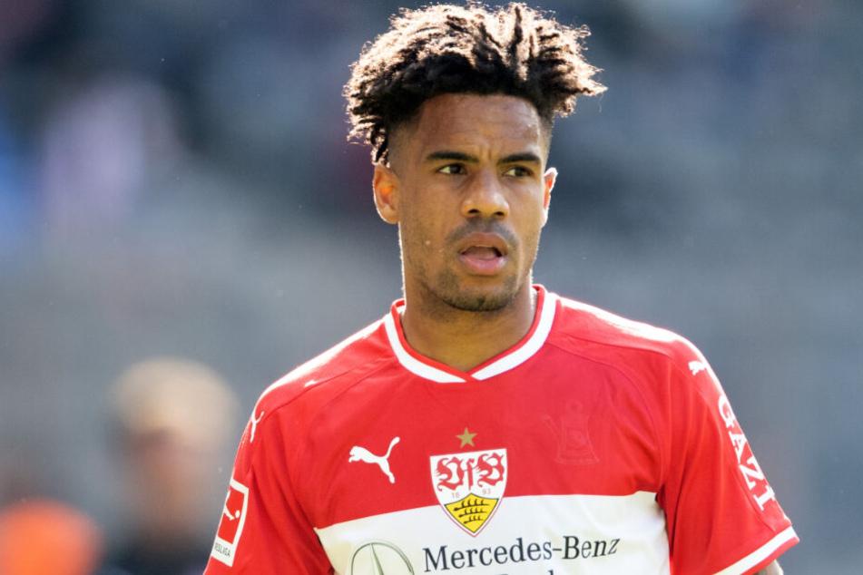 Daniel Didavi war wieder beim Training des VfB.