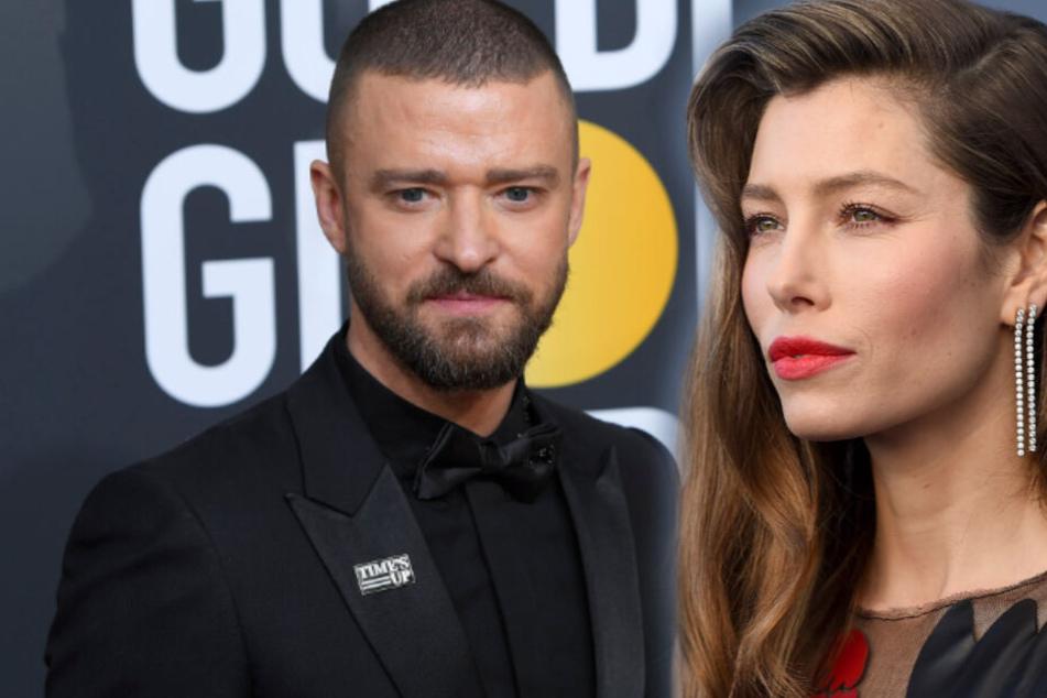 Ehe-Krach bei Timberlake und Jessica Biel? Justin hält Händchen mit anderer Frau!