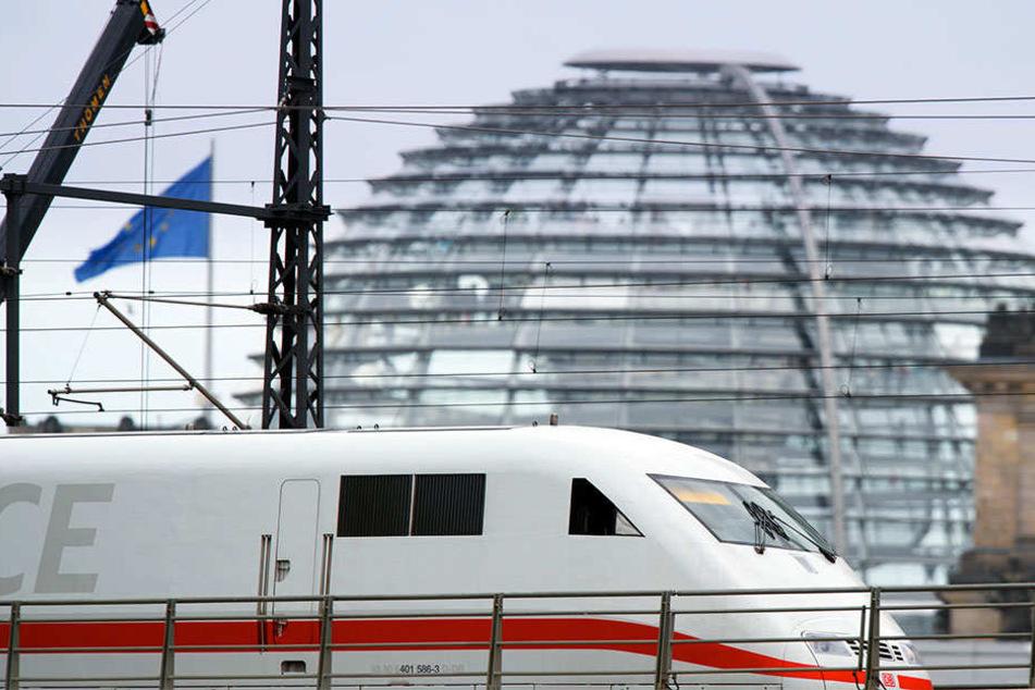 Durch die neue Schnellfahrstrecke von Berlin nach München, kommt es am 10. Dezember zum Fahrplanwechsel.