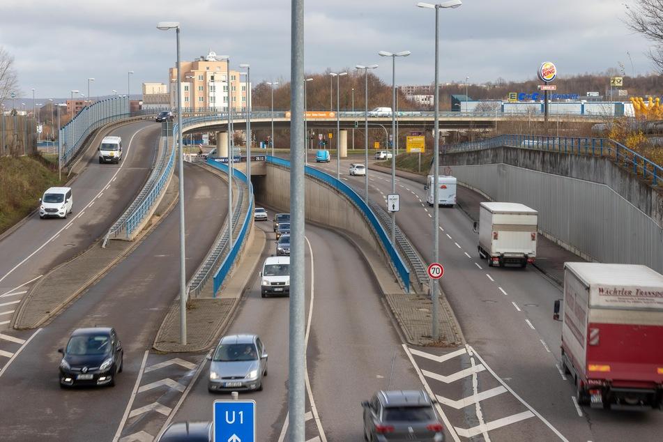 Baustellen Chemnitz: Achtung Vollsperrung! Neefestraße und Südring dicht