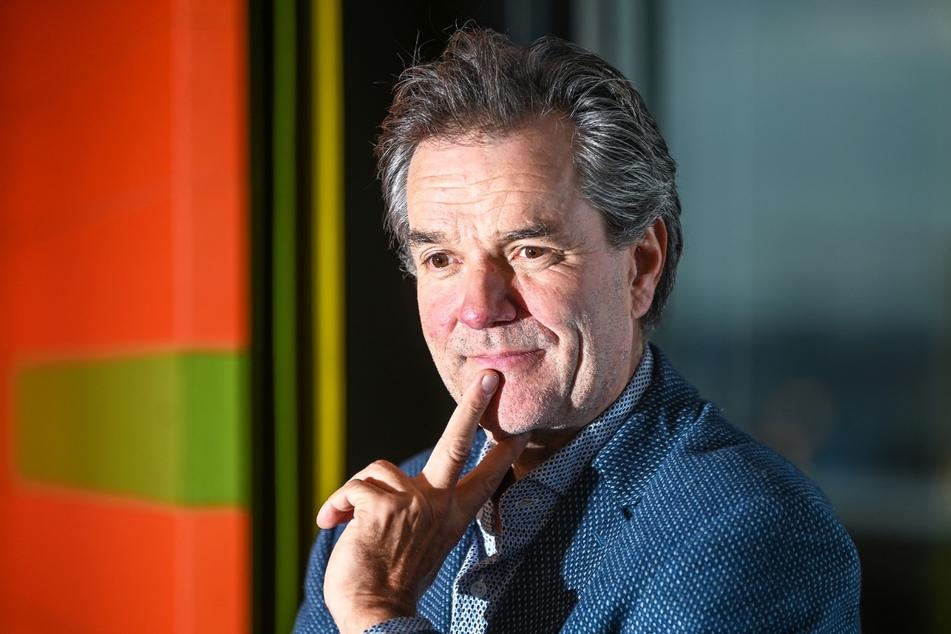 Carsten Dietmann (58), Geschäftsführer der DDV Mediengruppe.