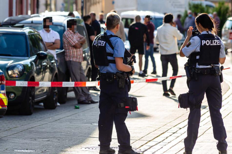 Schüsse und Messerstiche in Worms: Acht Verletzte, Polizei steht vor Rätsel