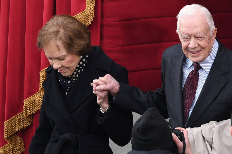 Jimmy and Rosalynn Carter share the secrets to their marriage ahead of 75th wedding anniversary