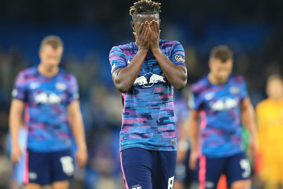 Trotz drei Toren gegen Manchester City endete der Champions-League-Abend für RB Leipzig mit einer Enttäuschung.