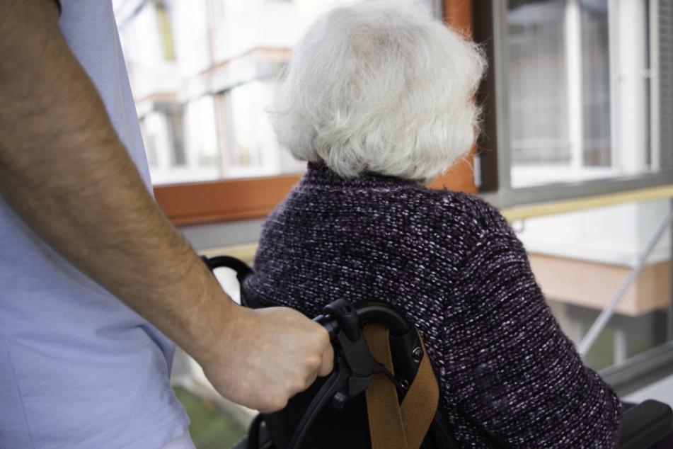 DerSchutz der Bewohner und des Personals hat höchste Priorität. (Symbolbild)
