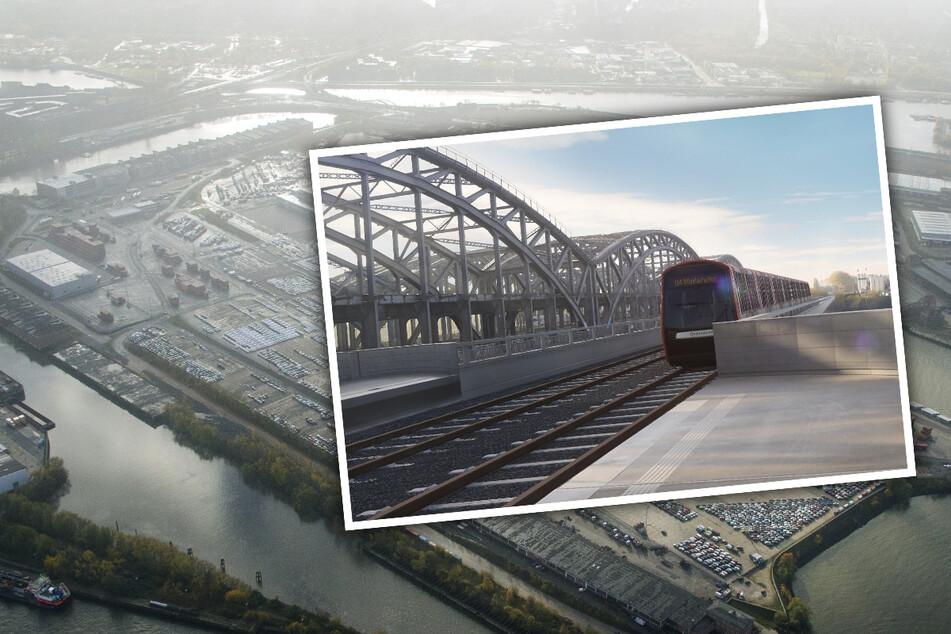 Hamburg: Wird die U4 mindestens bis nach Wilhelmsburg verlängert?