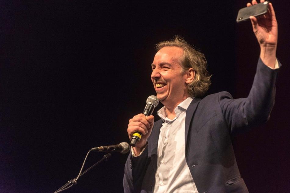 Sänger und Liedermacher Olli Schulz (47).