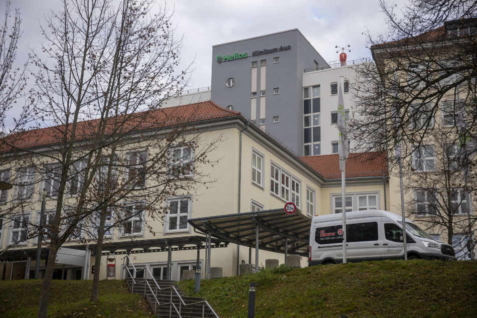 Allein im Helios Klinikum in Aue gab es in nur acht Wochen 41 Coronatote.