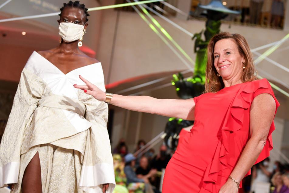 """""""Rausgehen und die Welt verändern"""": Mode gegen die Corona-Krise"""