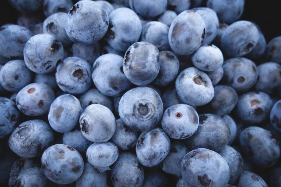 Beerenobst belegt Platz 6 der beliebtesten Obstsorten der Deutschen
